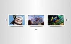 Адаптивный слайдер с поддержкой сенсорных дисплеев slick.js